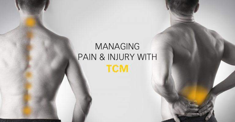Managing Pain & Injury with TCM