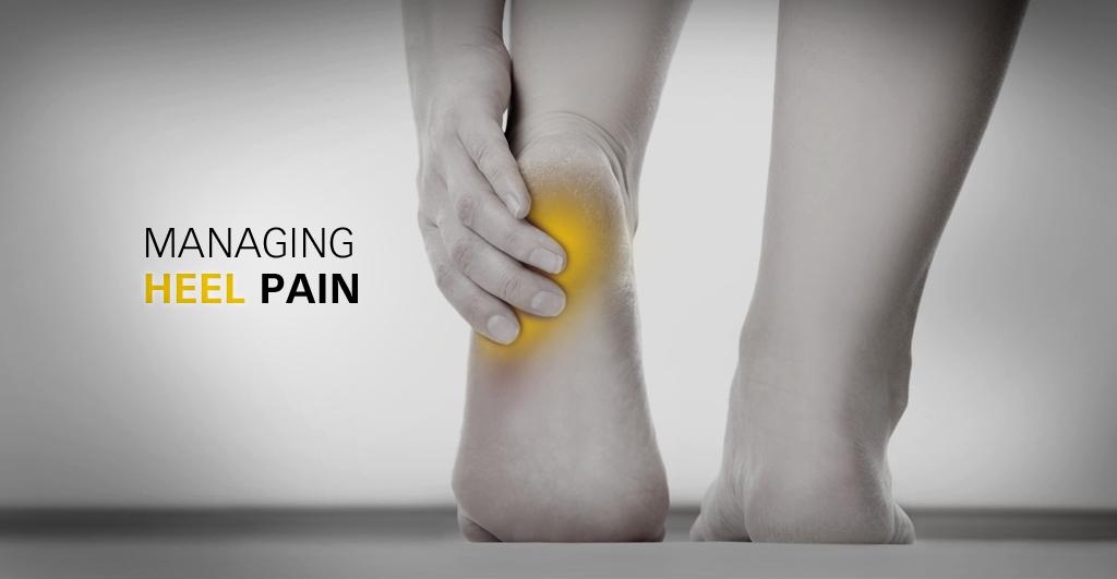 Managing Heel Pain