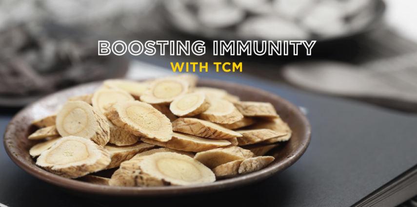 Boosting Immunity with TCM