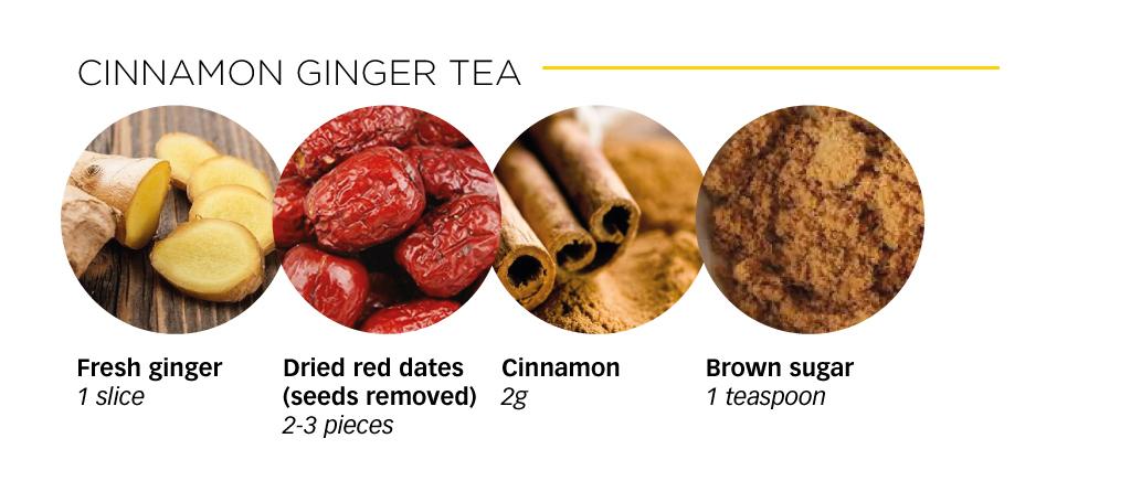 Cinnamon-ginger-tea