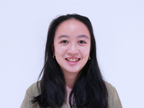 Trainee Tiffany Gan