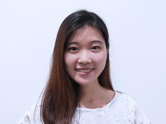 Trainee Yuka Kwah